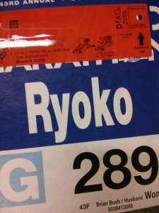 race-number