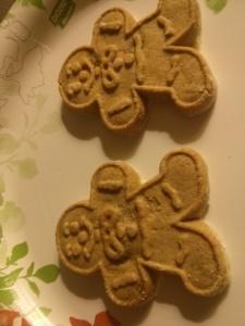 トレジョーのジンジャーブレッドクッキー