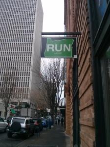 Runのロゴ、かわいいですよね!