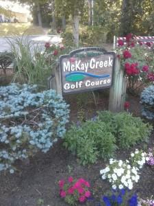 mckay golf center