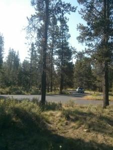「オレゴンの軽井沢、サンリバー」なんてネーミングを考えながらw