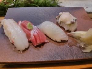 ぼたん海老も、他のお寿司も、あぁヨダレが止まりません!