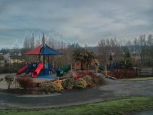 10キロコースだけど、この公園から参加すれば5キロコースぐらいになるかな。