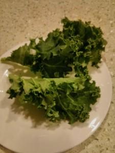 私は生で食べるなんて無理。でもスムージーにすれば無理なく茎まで完食!