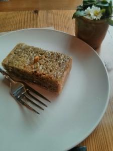 ピスタチオ抹茶タルト。美味しい〜