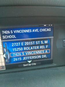 シカゴは遠いわ