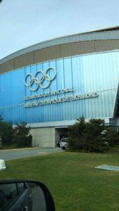 バンクーバーオリンピック会場だったリンクです!