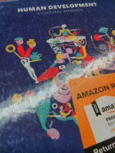 アマゾンで大学の教科書をレンタルできるなんて便利になったわー