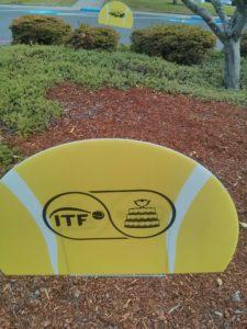 テニスボール〜